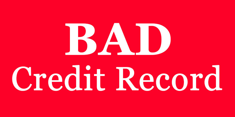 Having a Bad Credit Record and Getting a Home Loan